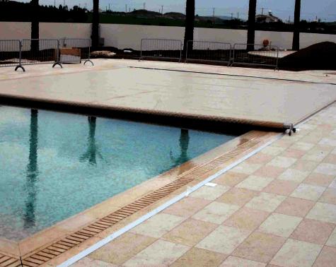 Projeto para piscinas benchmount toptrack