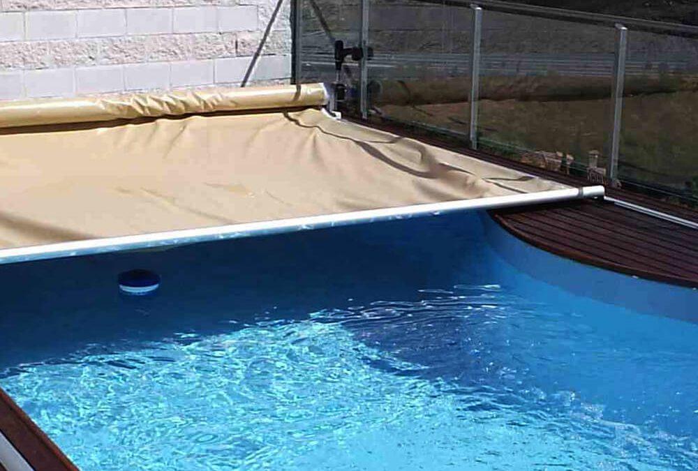 Lonas de piscinas a precio asequible. Sí, es posible