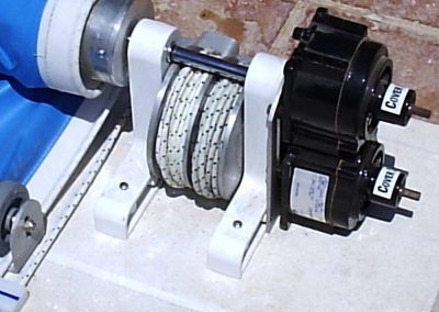 Cubierta para pisicina semiautomática Powertrack