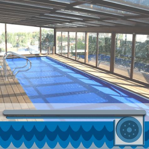 Projetos realizados coberturas automáticas para piscinas benchmount toptrack