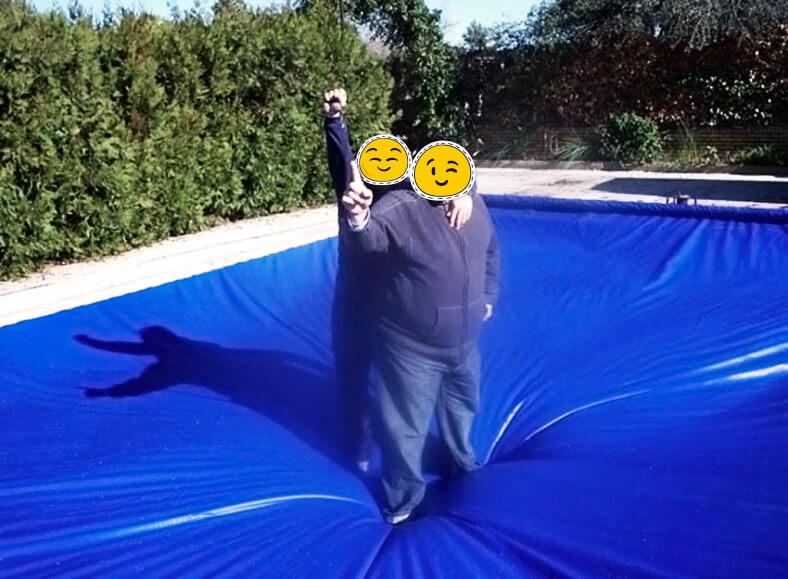 Cubiertas para piscinas MUY resistentes