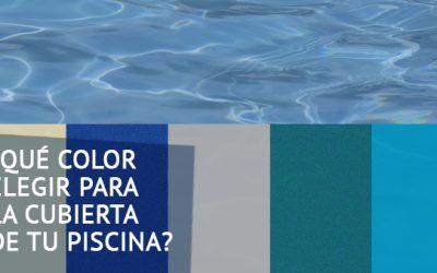 ¿Qué color elegir para la cubierta de tu piscina?