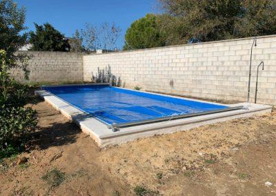 Cubiertas para manuales para piscinas Manualtrack
